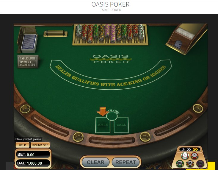 Pai gow poker app iphone